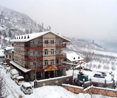 Manali Dreams Hotel And Cottage,Manali